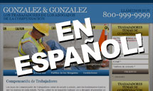 lawyer websites in Spanish